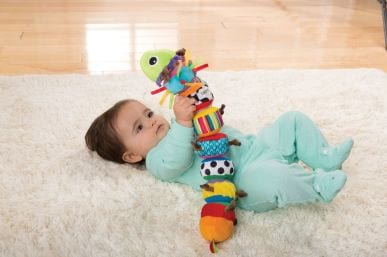 Separation anxiety in babies: toys to help in anxiety