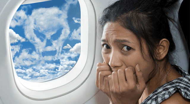 Specific phobias: fear of flying